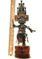Traditionally Painted  Kachina Doll