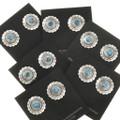 Native American Turquoise Earrings 27322