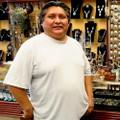 Native American Carver Milton Howard 27608