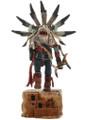 Hand Carved Kachina Hopi Artist Signed 27608