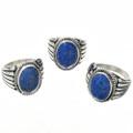 Southwest gemstone Mens Rings 23453