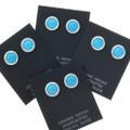 Turquoise Post Earrings 26310