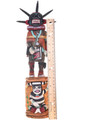 Large Hand Carved Kachina Doll 29133
