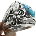Silver Big Boy Mens Ring 23077