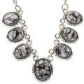 Southwest Silver Necklace 27706