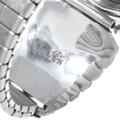 Sterling Navajo Watch 24526