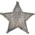 Arizona Rangers Star Badge 28995