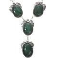Native American Gemstone Y Necklace 29170
