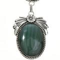 Navajo Malachite Jewelry 29170