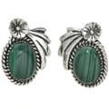 Native American Gemstone Silver Earrings 29170