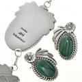 Navajo Sterling Designer Jewelry 29170