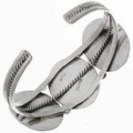 Sterling Silver Southwest Bracelet 25852