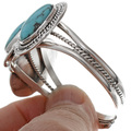 Navajo Sterling Cuff Bracelet 25852