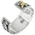 Gold Silver Southwest Bracelet 23208