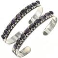 Southwest Gemstone Native Cuff Bracelet 29227