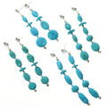 Natural Turquoise Earrings 28398