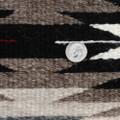 Navajo Handwoven Wool Rug 28362