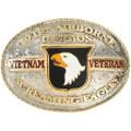 Custom Military Belt Buckle 23877