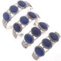 Ladies Gemstone Silver Bracelets 25396