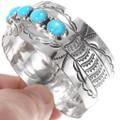 Sleeping Beauty Turquoise Cuff Bracelet 23389