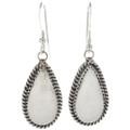 Wild Horse Silver Dangle Earrings 28961