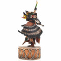 Hand Carved Cottonwood Kachina Doll 28411