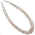 Spiny Oyster Turquoise Beaded Necklace 29488