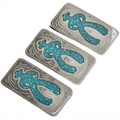 Handmade Engraved Money Clip 21045