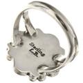 Native American Quartz Ladies Ring 28611
