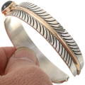 Navajo Feather Pattern Cuff 28018