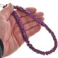 Pueblo Purple Southwest Necklace 28923