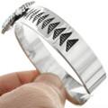 Turquoise Native American Bracelet 23482