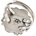 Navajo Sterling Ladies Ring 28684