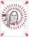 Native American Elder Print Southwest Art 17211