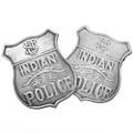 Replica Indian Police Badge 29195