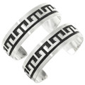 Sterling Silver Navajo Made Artist Signed 30427