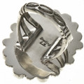 Sterling American Indian Ring 28826