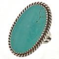 Kingman Turquoise Ring 29449