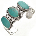 Kingman Turquoise Bracelet 29449