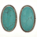 Kingman Turquoise Earrings 29449