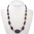 Navajo Beaded Necklace 29532