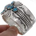Hammered Sterling Silver Bracelet 25799