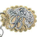 Personalized Western Key Ring 33527