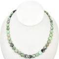 10mm Chrysotine Beads 16 inch Strand