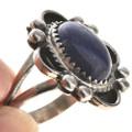 Dark Blue Lapis Ladies Ring 28682