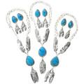 Navajo Feather Jewelry 27559