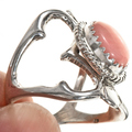 Old Pawn Style Ladies Ring 29019