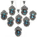 Colorful Southwest Pendants 29043