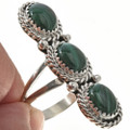 Ladies Gemstone Pointer Ring 29104
