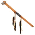 Indian Style Antler Peace Pipe 28815
